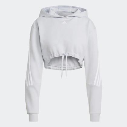 Adidas CROP HOODIE W