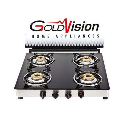 طباخ غاز 4 عيون من Gold Vision
