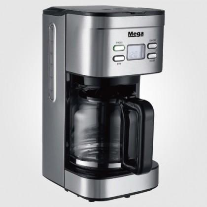 ماكنة صناعة القهوة مع شاشة الكترونية من mega