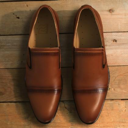 Hebron rock formal shoe m385
