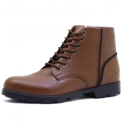 Hebron daf 200 boot natural leather