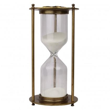 ساعة رملية حجم 10سم 20 سم