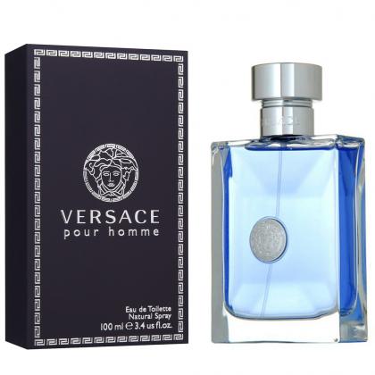 Versace pour homme 100ml edt for men