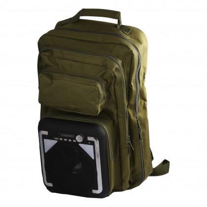 حقيبة ظهر مع سبيكر بلوتوث ch m34
