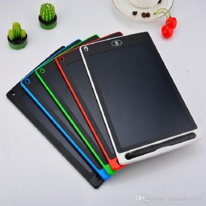 Lcd writhing tablet board 85 لوح كتابة مع قلم مغناطيسي
