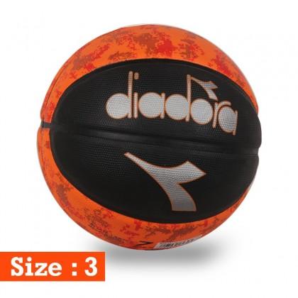 كرة سلة جلد خشن المقاس 3 diadora
