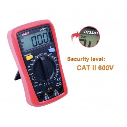 ساعة قياس كهرباء uni t33b