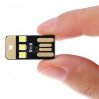 ميدالية مصباح USB
