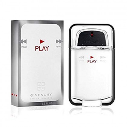 Play edt 100ml by givenchy for men
