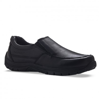 Hush puppies casual leather shoe