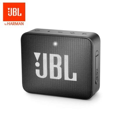 Jbl go 2 black portable speaker