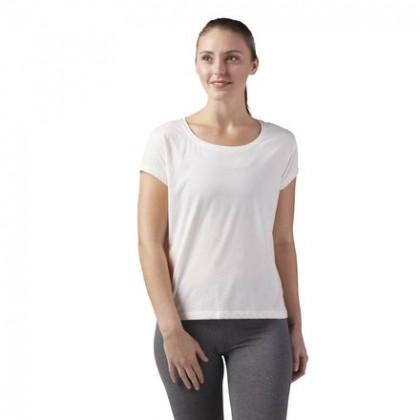 Reebok wrap easy tee shirt
