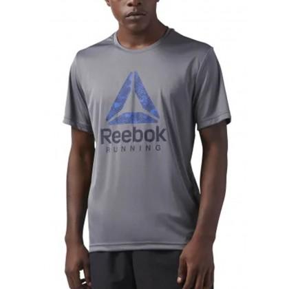 Reebok run graphic tee