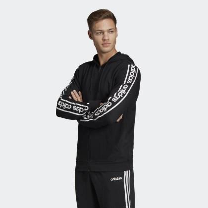 Adidas celebrate the 90s branded hoodie