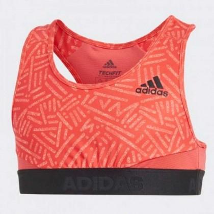 Adidas youth alphaskin sports bra for kids