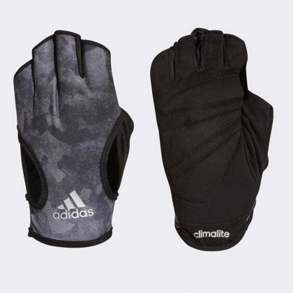 Adidas climalite graphic gloves