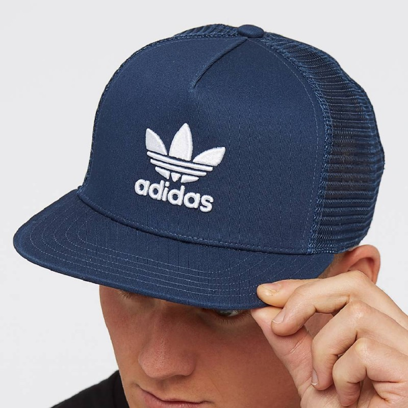 ADIDAS TREFOIL TRUCKER CAP