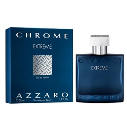 Azzaro chrome extreme 100ml edp for men