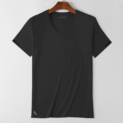 Diadora ctn spandex s s v shirt