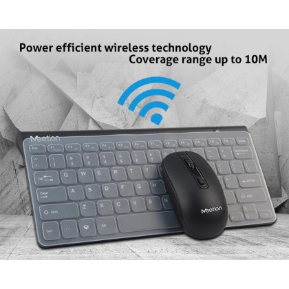 Meetion 4000 mini wireless keyboard and mouse
