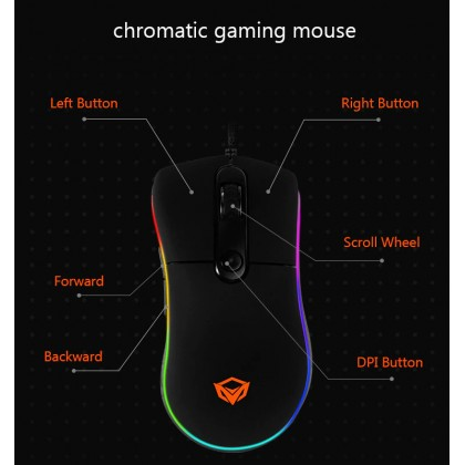 Meetion gaming mouse gm 20