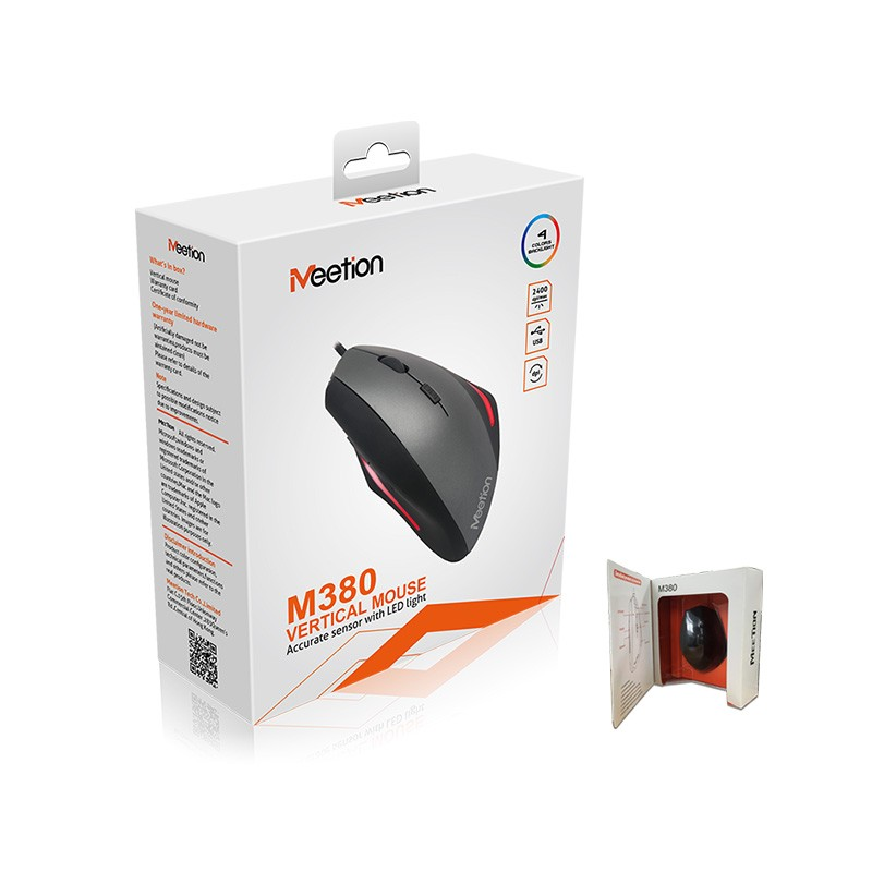Meetion M380 Vertical mouse