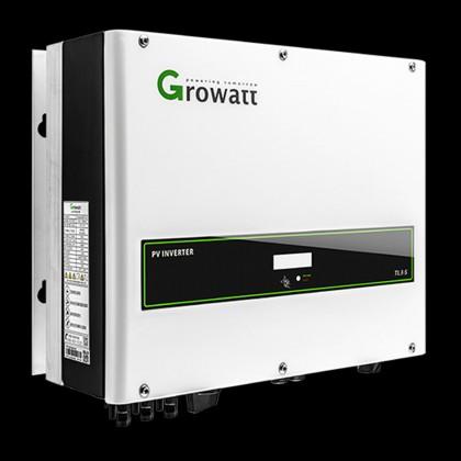 Growatt 1200015000 tl3 s انفيرتر طاقة شمسية 15 كيلو