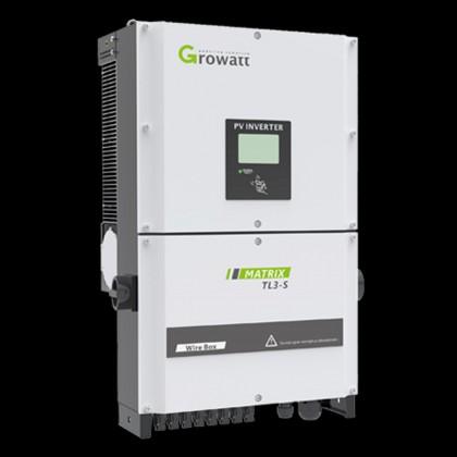 Growatt 1500022000 tl3 s انفيرتر طاقة شمسية 20 كيلو