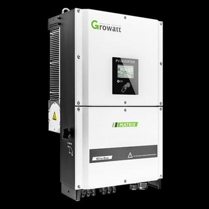 Growatt 1700025000 tl3 s انفيرتر طاقة شمسية 25 كيلو