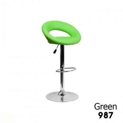 كرسي جك بار 987 اخضر