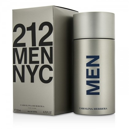 Carolina herrera 212 men nyc 200ml edt for men