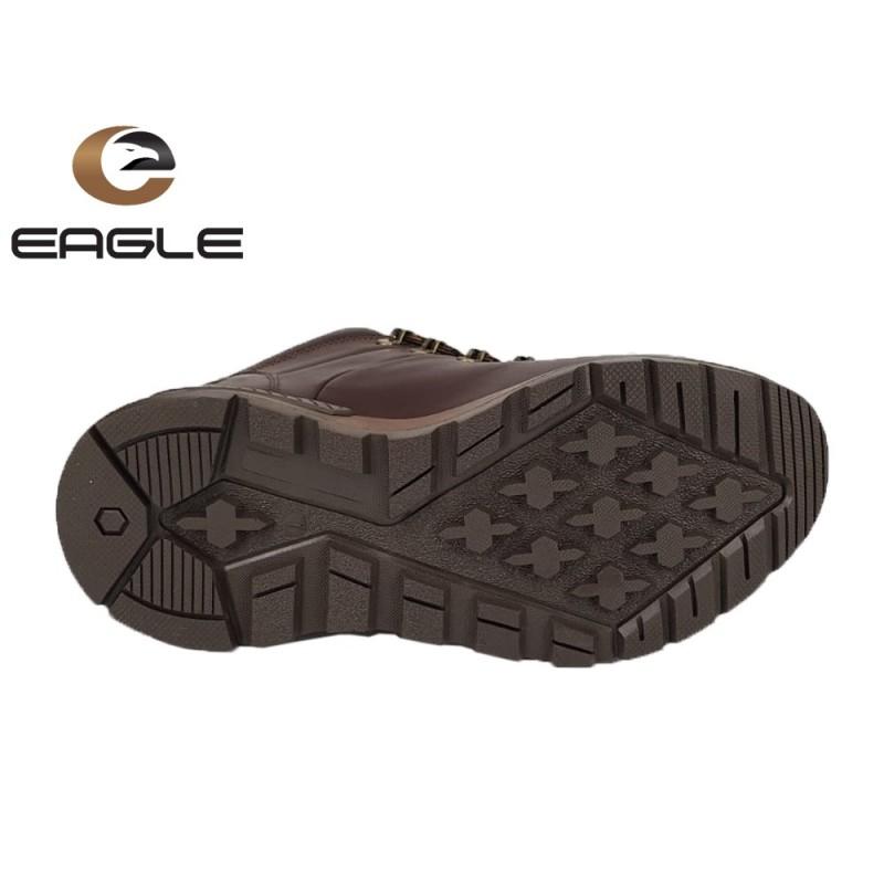حذاء شبابي جلد طبيعي ضد الماء من Eagle