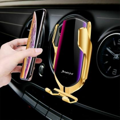 R1 smart sensor car wireless charger