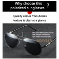 نظارات شمسية عدسة شبه دائرية جودة عالية