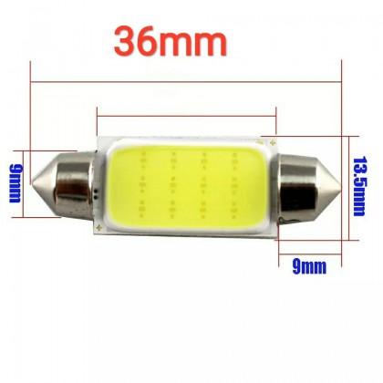 مصباح سيارة C5W LED 12 توفير الطاقة
