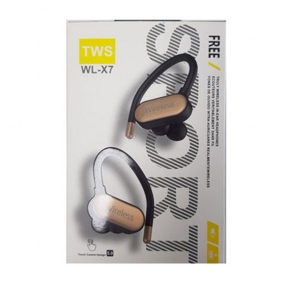 Tws wireless earphone dual قطعتين