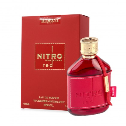 DUMONT NITRO Pour Homme red 100ml EDP For Men