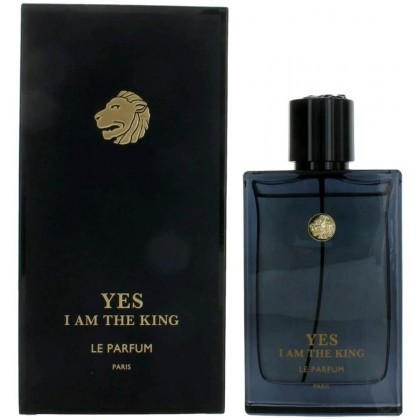 Geparlys Yes I AM THE KING Le Parfum 100ml EDP For Men
