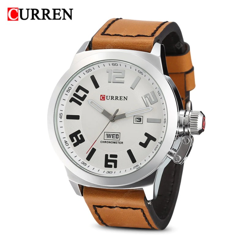 ساعة يد رجالي CURREN