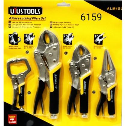 طقم زرديات كبس عدد4 utus tools