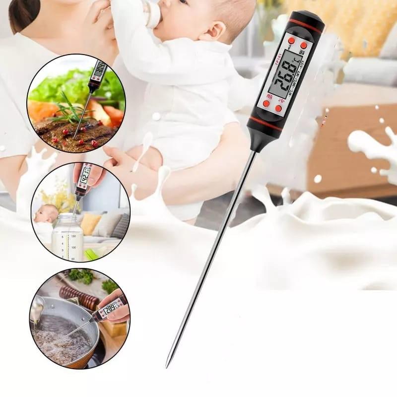 ميزان قياس حرارة الطعام