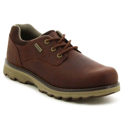 Cat leather walking shoes for men