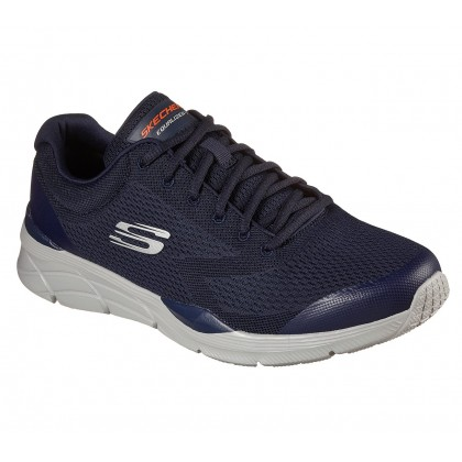 Skechers relaxed fit engineered mesh lace up air cooled